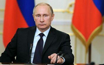 Πούτιν: «Η αντι-ρωσική ρητορική εμποδίζει τον διάλογο Μόσχας και Ουάσινγκτον»