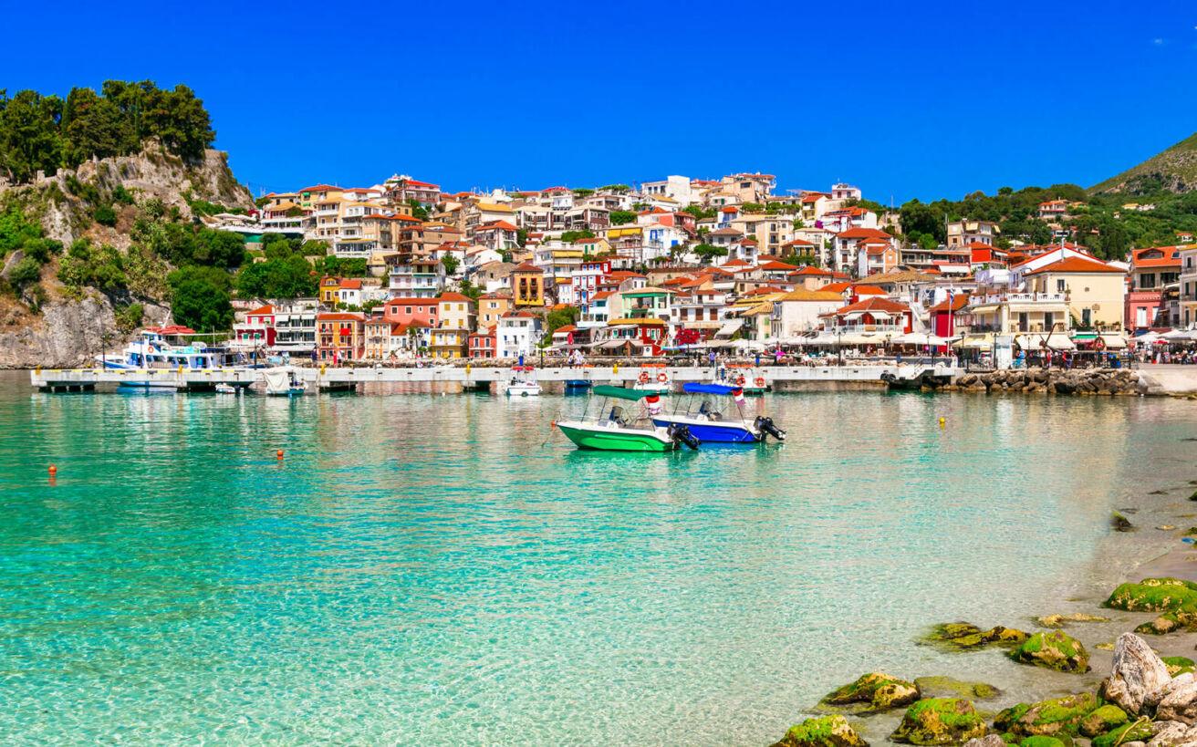 Έξι προορισμοί στην ηπειρωτική Ελλάδα με νησιωτική ατμόσφαιρα