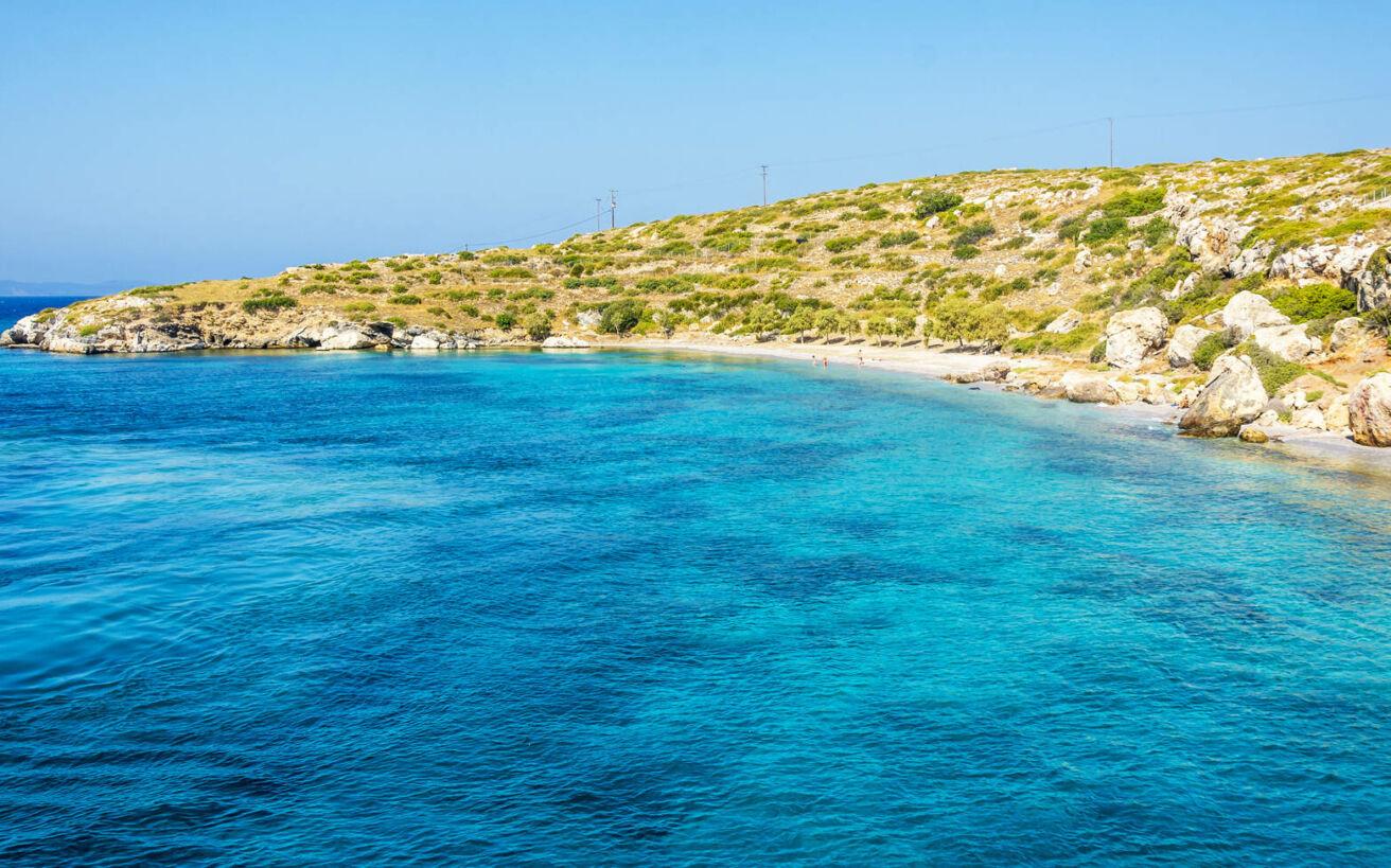 Το ελληνικό νησί που δεν έχει δρόμους, καταστήματα, ΑΤΜ και αυτοκίνητα