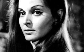 Έφυγε από τη ζωή η ηθοποιός Αφροδίτη Γρηγοριάδου, μητέρα της Κοραλίας Καράντη