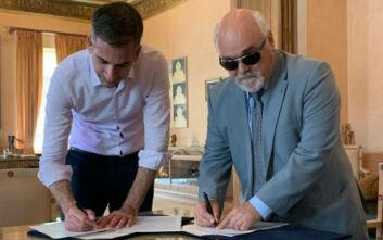 Ε.Σ.Α.μεΑ. και δήμος Αθηναίων υπέγραψαν πρωτόκολλο συνεργασίας με όχημα την προσβασιμότητα και τη συνεχή διαβούλευση