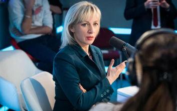 Μαρία Ζαχάροβα: Η πανίσχυρη 44χρονη που οργίαζαν οι φήμες ότι αναλαμβάνει επικεφαλής της ρωσικής πρεσβείας στην Αθήνα