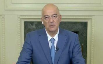 Δένδιας: Θα κάνουμε το καθήκον μας αν η Τουρκία στείλει το Ρέις στην ελληνική ΑΟΖ