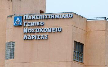 Έξι γιατροί θετικοί με κορονοϊό σε δύο νοσοκομεία της Λάρισας