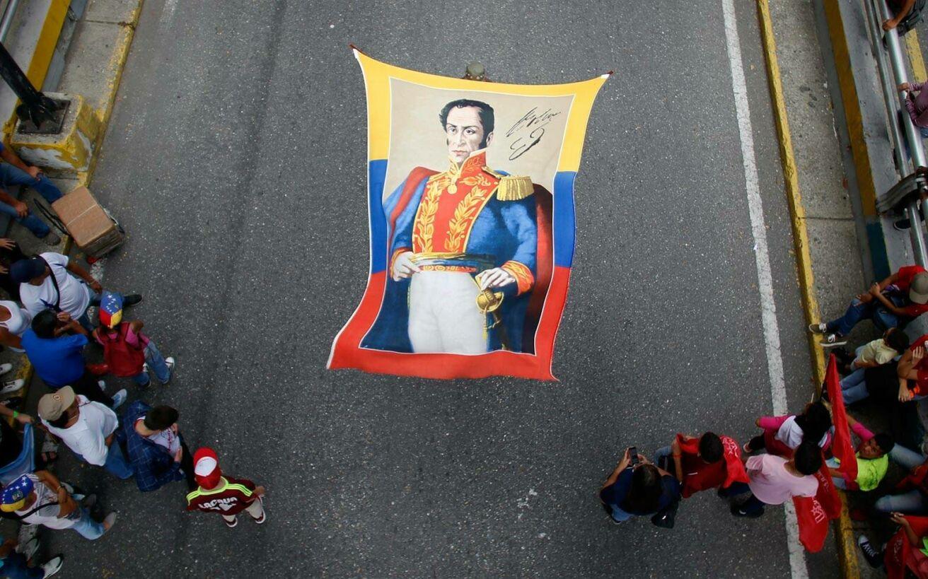 Κόντρα σε όλες τις πιθανότητες: Πώς κατάφερε ο Μπολιβάρ να απελευθερώσει 6 χώρες της Λατινικής Αμερικής