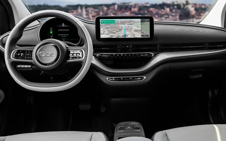 Πρώτο test drive του ηλεκτρικού 500 από τον πρόεδρο της Fiat – Newsbeast