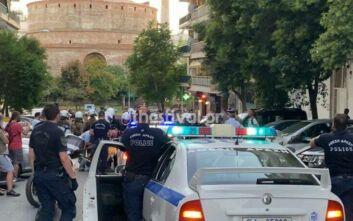 Εμπρού Τιμτίκ: Προσαγωγή δύο Κούρδων στη Θεσσαλονίκη που έκαψαν αφίσα με το πρόσωπο του Ερντογάν