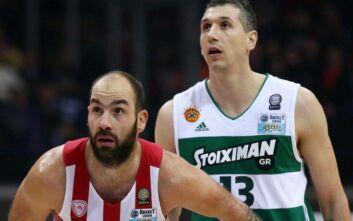 FIBA: Διαμαντίδης και Σπανούλης στην κορυφαία 5άδα των Ευρωμπάσκετ των τελευταίων 20 ετών