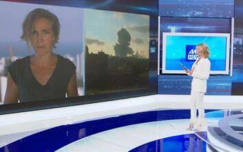 Ανταποκρίτρια του CNN στον Ant1 για τραγωδία στη Βηρυτό: Πρόκειται για εγκληματική αμέλεια των αρχών