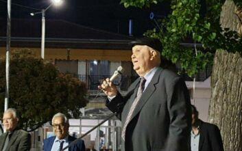 Έφυγε από τη ζωή ο δήμαρχος Φαρκαδόνας Γιάννης Σακελλαρίου