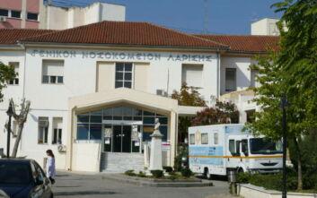 Διασωληνωμένη στη ΜΕΘ του Γενικού Νοσοκομείου Λάρισας 40χρονη με κορονοϊό