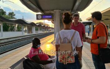 Επιβάτες τρένου πέταξαν μετανάστη έξω γιατί θεώρησαν ότι έχει κορονοϊό