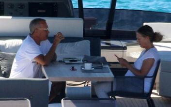Τομ Χανκς – Ρίτα Γουίλσον: Στα Κουφονήσια με το σκάφος τους