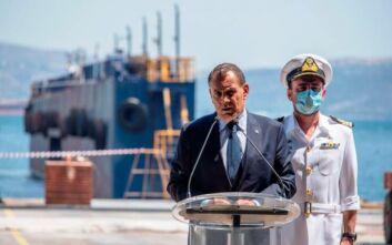 Παναγιωτόπουλος: Όποιος απειλεί θα βρει απέναντί του τη δύναμη των Ενόπλων Δυνάμεων
