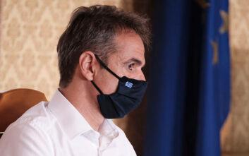 Η ΝΔ καλεί τα μέλη της να ανεβάσουν μία φωτογραφία με μάσκα ενάντια στα fake news