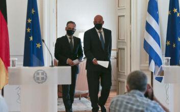 Δένδιας: Η Ελλάδα είναι έτοιμη για διάλογο, όχι όμως υπό το καθεστώς απειλών