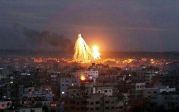 Ισραηλινοί χτύπησαν με οβίδες φωσφόρου περιοχές στον Λίβανο