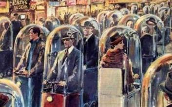 Το σκίτσο που «προφήτευε» πώς θα είναι η ζωή το 2022 και πώς σχετίστηκε με τον κορονοϊό