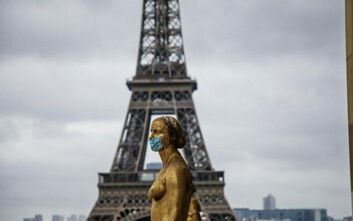 Γαλλία: 5.453 νέα κρούσματα κορονοϊού το τελευταίο 24ωρο