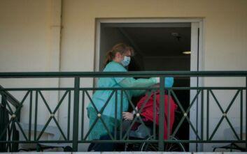 Σε καραντίνα γηροκομείο στο Μοσχάτο - 28χρονη υπάλληλος βρέθηκε θετική στον κορονοϊό