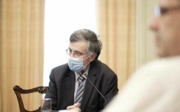 Τσιόδρας: Η Αττική στο «πορτοκαλί» - Στους 554 οι νοσηλευόμενοι, πάμε για νέα μέτρα