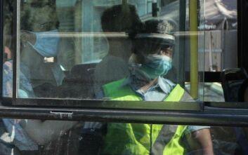 Εντατικοί παραμένουν οι έλεγχοι σε ΜΜΜ - Πρόστιμα για μάσκες και υπεράριθμους επιβάτες