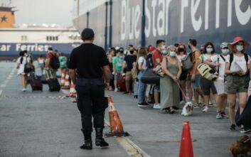 Πλακιωτάκης: Ήταν επιβεβλημένη η αύξηση της πληρότητας στα πλοία