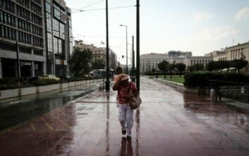 Καταιγίδα στην Αττική – Έντονα φαινόμενα στη βόρεια Ελλάδα