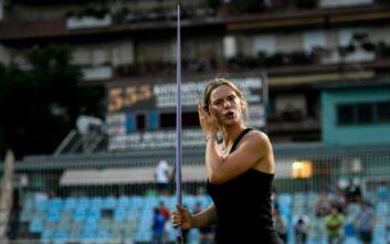 Άκυρο το παγκόσμιο ρεκόρ της Ελίνας Τζένγκο