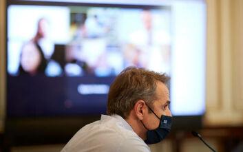 Μητσοτάκης: Ψηφιακά η συνταγογράφηση αλλά και τα παραπεμπτικά ιατρικών εξετάσεων