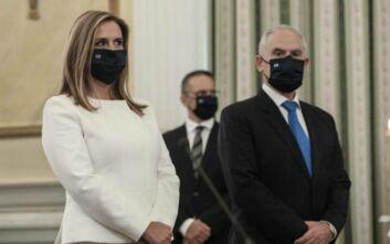 To Ψυχιατρικό Νοσοκομείο Αθηνών επισκέφθηκε η νέα υφυπουργός Υγείας, Ζωή Ράπτη