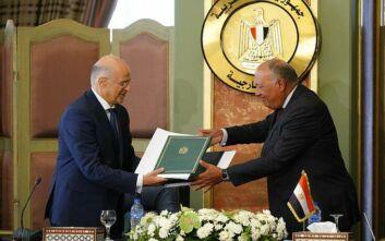 Πότε θα εγκρίνει η Βουλή τη Συμφωνία Ελλάδας - Αιγύπτου για τον καθορισμό ΑΟΖ