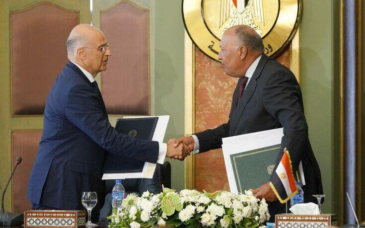Τα οφέλη της Ελλάδας από την ιστορική συμφωνία με την Αίγυπτο για την ΑΟΖ – Οργισμένη αντίδραση της Άγκυρας