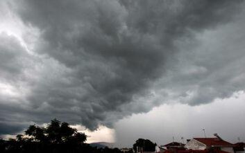 Αλλάζει το σκηνικό του καιρού από την Πέμπτη με βροχές και τοπικές καταιγίδες