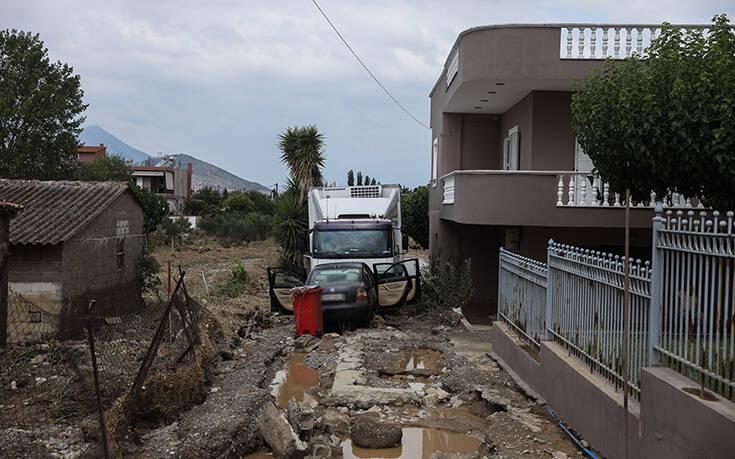 Πάνω από 1,2 εκατ. ευρώ για τους πληγέντες δήμους της Εύβοιας