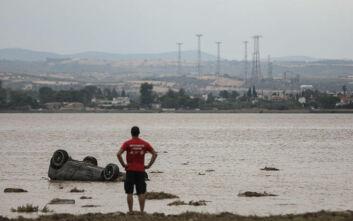 Οι καταστροφές στην Εύβοια μέσα από 10 δυνατές φωτογραφίες
