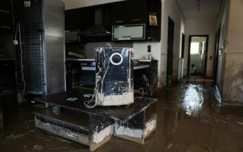 Θεοδωρικάκος: 3.000 σπίτια στην Εύβοια έχουν πλημμυρίσει