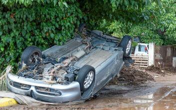 Αντικατάσταση αδειών οδήγησης χωρίς παράβολο για τους πλημμυροπαθείς της Εύβοιας