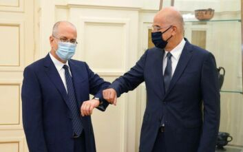 Συνάντηση Δένδια με τον πρεσβευτή του Ισραήλ στην Ελλάδα για τις προκλήσεις της Τουρκίας