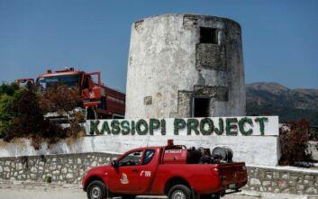 NCH Capital Inc για τη φωτιά στον Ερημίτη Κέρκυρας: Θλίψη και αγανάκτηση για τα 3 ταυτόχρονα μέτωπα της πυρκαγιάς