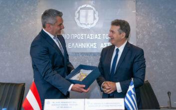 Ο άγνωστος διάλογος Τούρκου με Ευρωπαίο αξιωματικό στον Έβρο που αποκάλυψε ο Χρυσοχοΐδης
