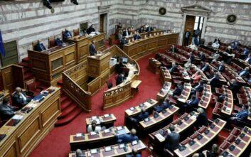 Ψηφίστηκε στη Βουλή η συμφωνία για τις ΑΟΖ με την Ιταλία