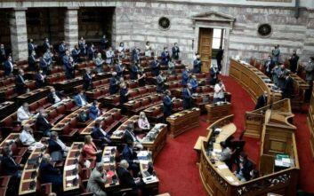 Υπερψηφίστηκε στη Βουλή η συμφωνία Ελλάδας - Αιγύπτου για την ΑΟΖ