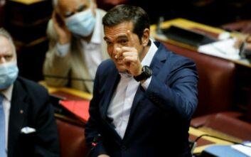 Τσίπρας για Μητσοτάκη: Κάνει μυστική διπλωματία - Να ενημερώσει τον ελληνικό λαό για το έγγραφο με την Τουρκία