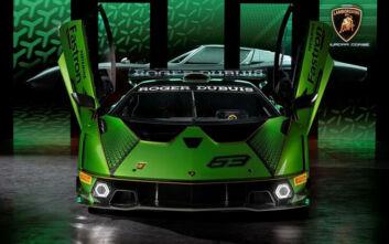 Η νέα Lamborghini βρυχάται και τρομοκρατεί