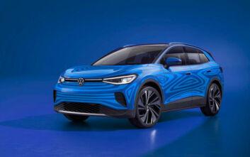 Volkswagen ID.4, το αμιγώς ηλεκτρικό SUV με συντελεστή αεροδυναμικής 0,28