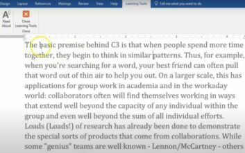 Το Word θα προσφέρει νέα υπηρεσία που θα μετατρέπει την ομιλία σε κείμενο