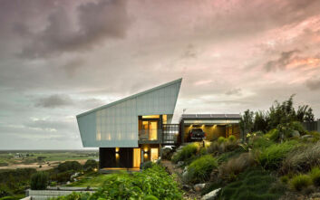 Ένα υπερμοντέρνο σπίτι στην Αυστραλία να το χαζεύεις δίχως τέλος