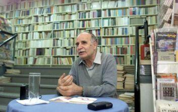 Ντίνος Χριστιανόπουλος: Συλλυπητήρια του πολιτικού κόσμου για την απώλεια του μεγάλου ποιητή