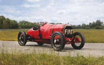 Fiat S61 Corsa: Κινητήρας 10 λίτρων, με 115-125 ίππους και 160 χλμ. τελική ταχύτητα